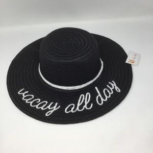 Accessories - Vacay All Day Sun Hat